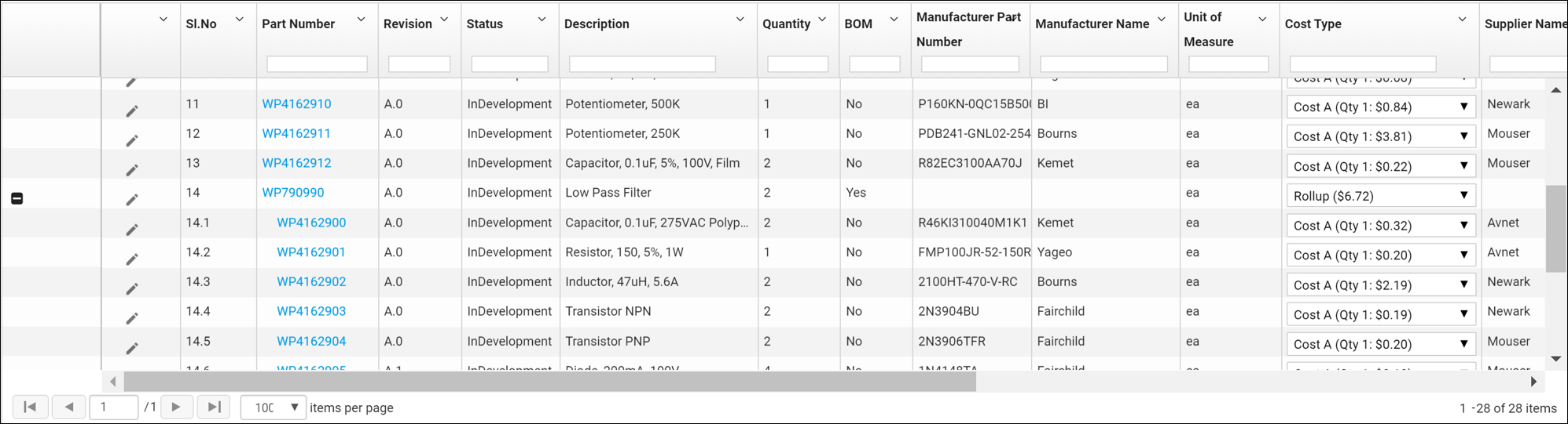 What is a Bill of Materials and How Do You Manage It? | FusePLM